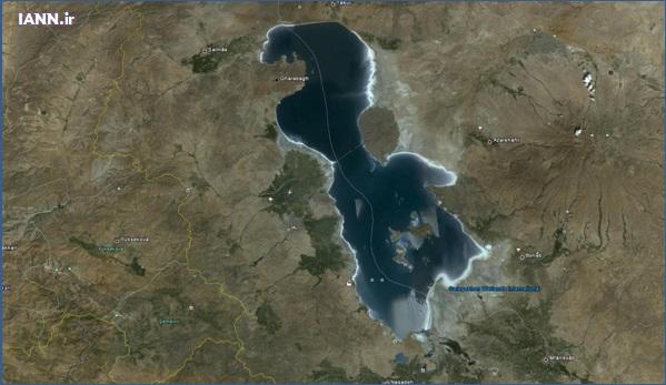 daryache_urmia_kooh_talab_naghshe_map