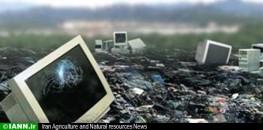 عقب ماندگی تهران در بازیافت و دفن زبالههای الکترونیکی